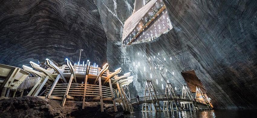 Miniera di sale di Turda