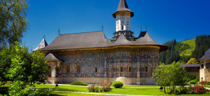Bucovina e i monasteri dipinti