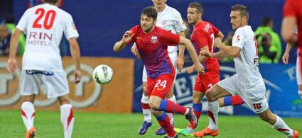 Calcio a Bucarest